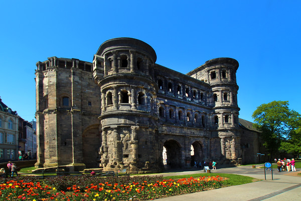 Viking River Cruise, Trier Germany