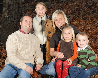 November 22, 2009 - Fall Family Photos