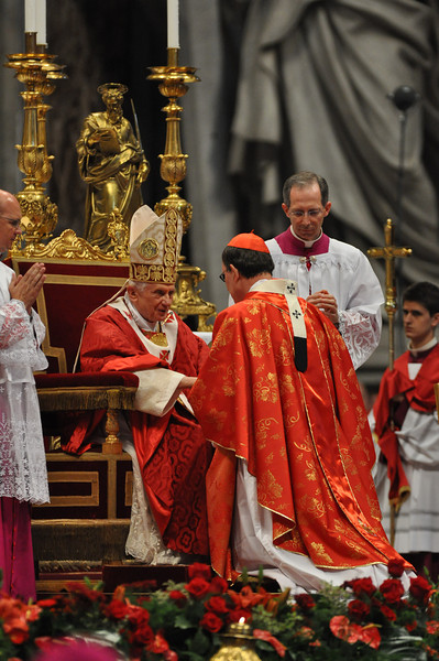 Pallium Ceremony Other Archbishops