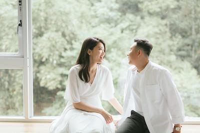 Pre-wedding | Claire + Yu-hau