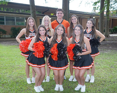 2021-22 CHS Cheerleaders