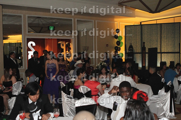Eastside Memorial Prom 2012