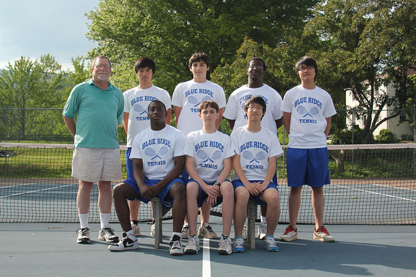 2011 JV Tennis