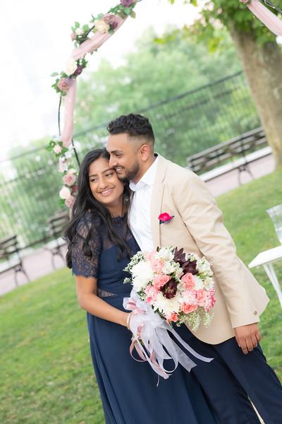 Smrithi & Justin's Wedding Proposal