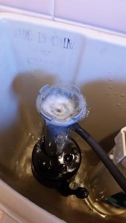 Fixing a Leaking Flush Valve