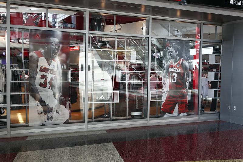 Cardinal Store, KFC Yum! Center