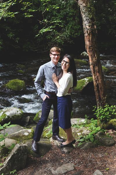 Renae & Eric Engagement
