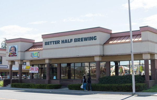 05/6/19 Wesley Bunnell | Staff Better Half Brewing in Bristol on North Main St.