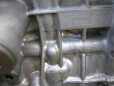 Civic block - water pump 2012-10-04