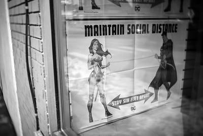 Bryn Mawr---Street Photos