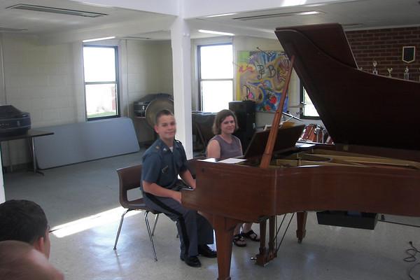 Cadet Piano Recital