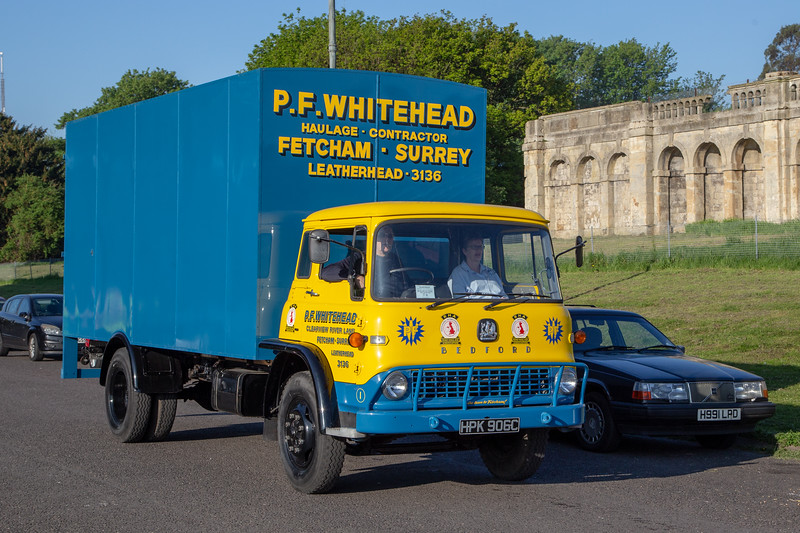 HPK906C 1965 Bedford TK