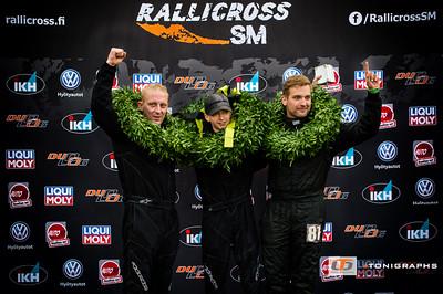 10.09.2016 | Rallicross SM, Tampere