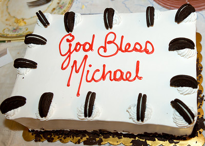 Michael's Confirmation - November 17, 2012