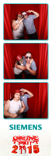Siemens Christmas Party 2015 Photostrips