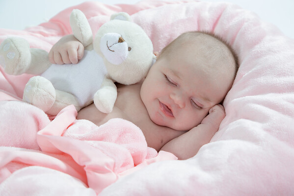 Lena Newborn (color)
