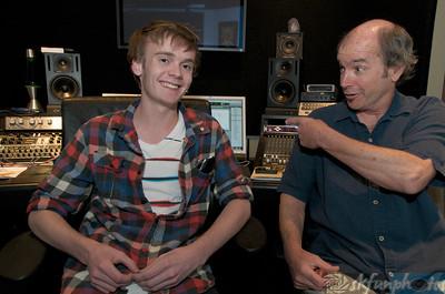 Rob Roper Recording