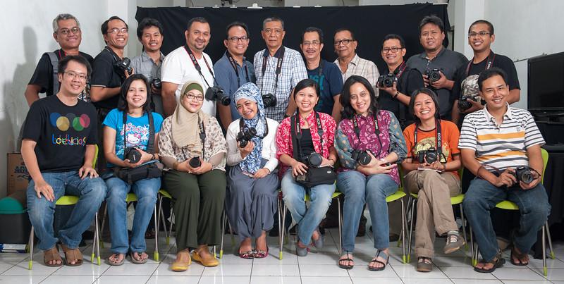 Kupas Tuntas Canon Angkatan 16 Minggu 23 September 2012