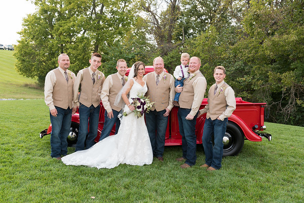 The Chaney Lilly Wedding