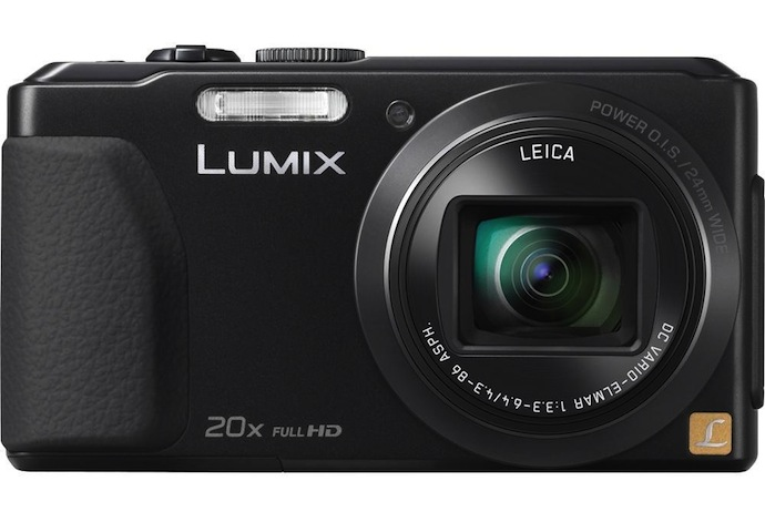 panasonic lumix dmc-zs30 black