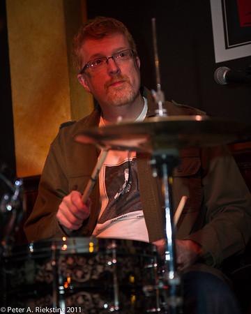 Bruce Hammer Band 11/20/11