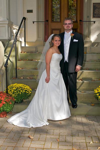 Kristina & John, Oct 2010