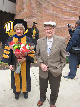 Cathy's Graduation