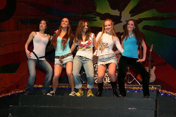 2006 fashion show: act 1