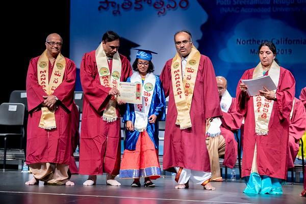 ManaBadi Graduation 2019- BayArea