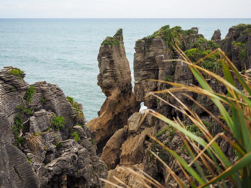 Pancake Rocks in Punakaiki