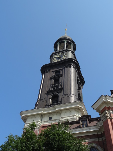 St. Michael's Church, Hamburg