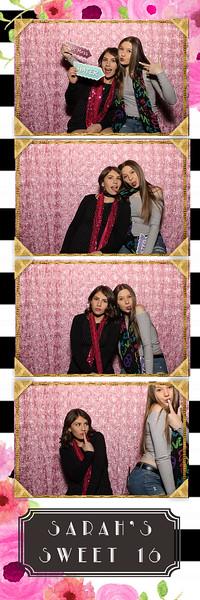 02/17/18 Sarah's Sweet 16