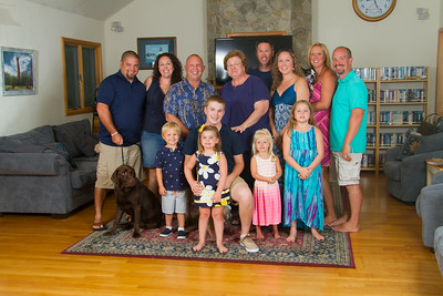 Stahl Family OBX Portraits 2014