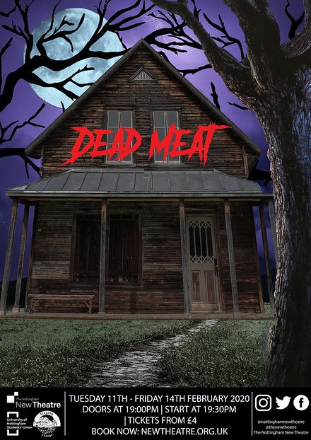Dead Meat poster