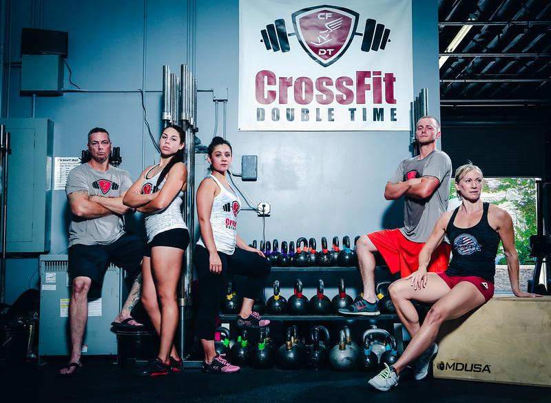 Morton Performance Training X CrossFit Double Time