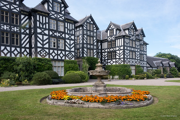 Gregynog Hall and Garden