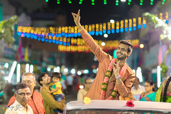 Praveen + Shruthi