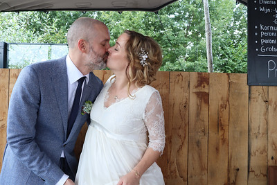 Bruiloft Kim en Madelieve