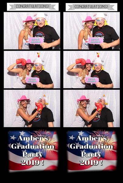 Amber's Grad Party