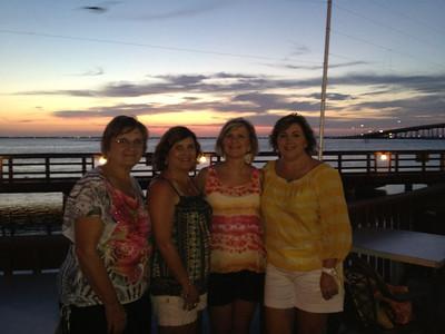 Tina's Family at Port Aransas TX