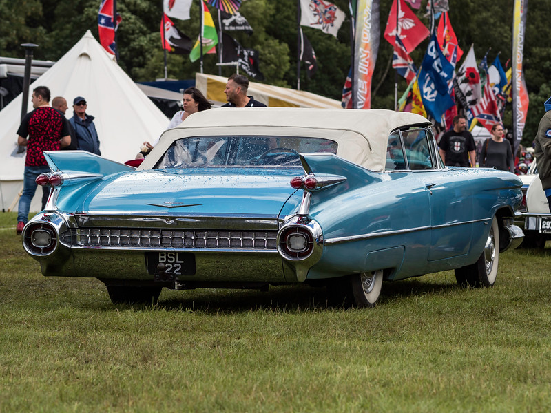 1959 Cadillac Series 6200 Convertible