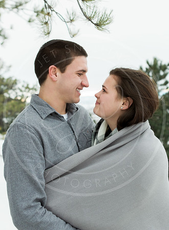 Chloe and Marcus (Engagement)