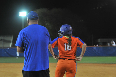 West Orange  Softball vs WHS 3/27/18
