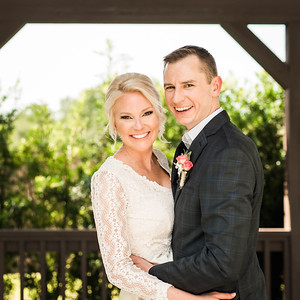First Look & Couples Portraits
