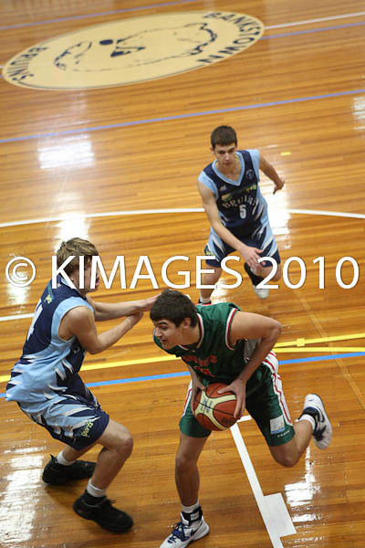 U/18 M1 Bankstown Vs Hills 20-6-10