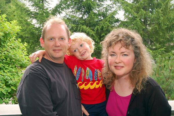 Fraser-Seay Family