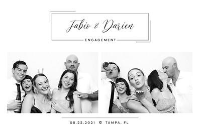 8.22.2021 - Fabio & Darien's Engagement Party