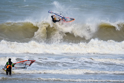 Windsurf Session Wissant 22/12/2013