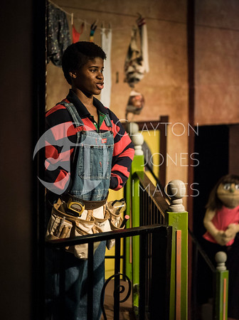 Avenue Q Performance at Backdoor Theatre, Wichita Falls, TX, 6/15/2017