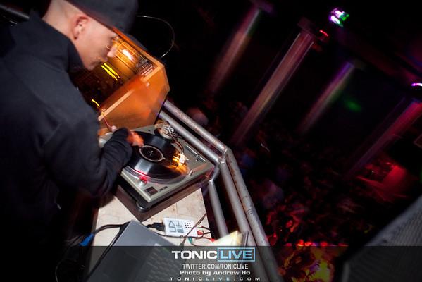 Tonic Fridays @ NV 3/09/2012